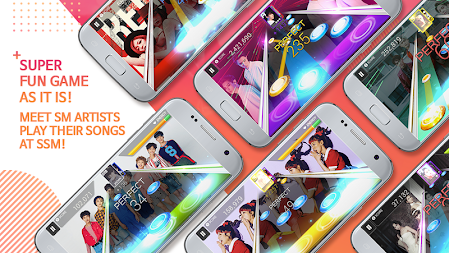 SuperStar SMTOWN APK screenshot thumbnail 4