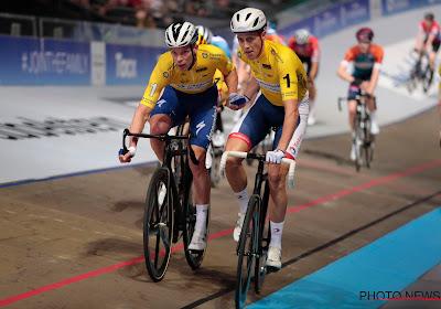 Ronde voorsprong cruciale factor voor Keisse en Terpstra in Rotterdam