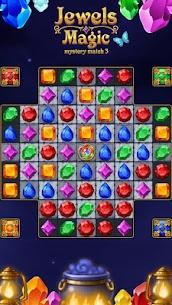 Jewels Magic: Mystery Match3 1