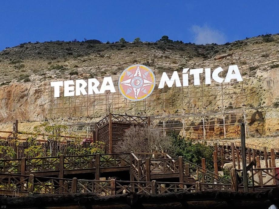 Foto Terra Mítica 1