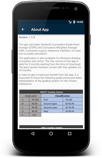 Download Gpa Cwa Calculator Free For Android Gpa Cwa Calculator Apk Download Steprimo Com