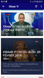 Journal Tv Sénégal for PC-Windows 7,8,10 and Mac apk screenshot 15