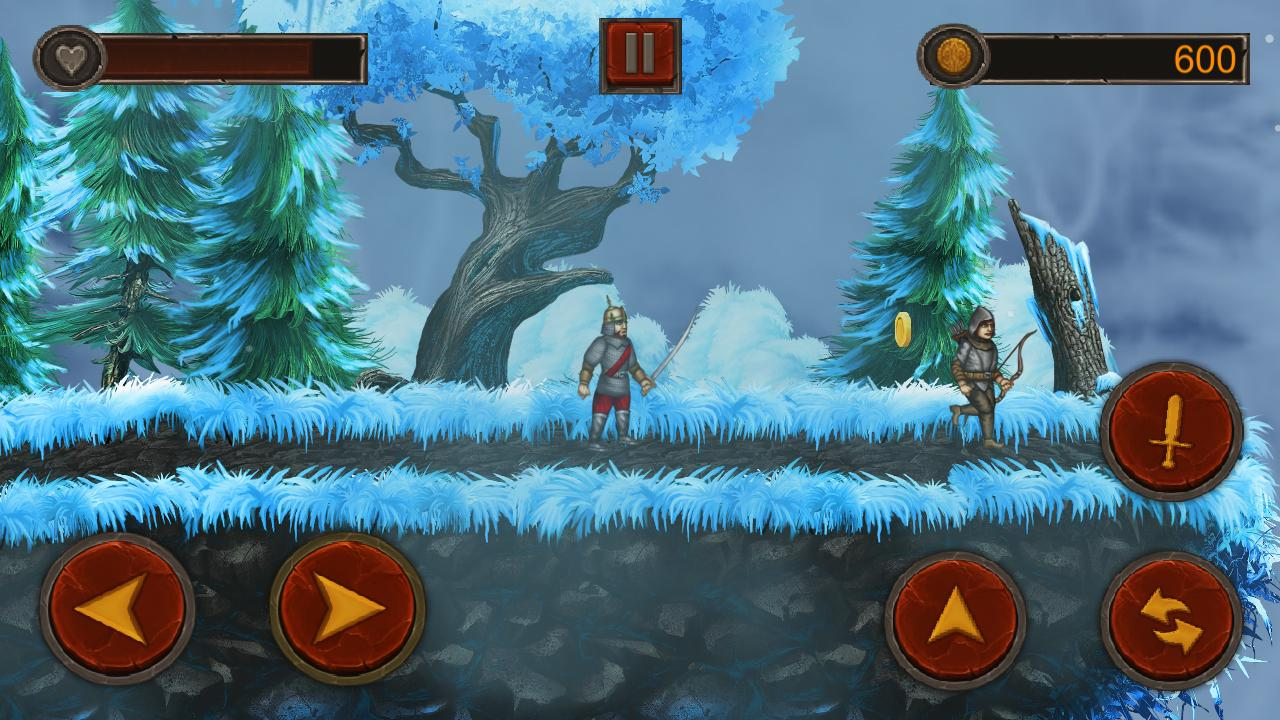 Two Heroes - Free- screenshot