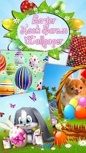 Velikonoční Zámek Obrazovky - náhled