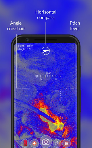 Thermal scanner camera  screenshots 4