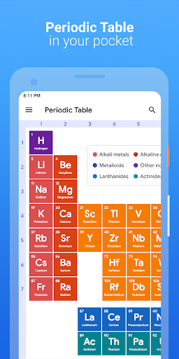 Periodic Table Pro: Chemical Elements & Properties - screenshot