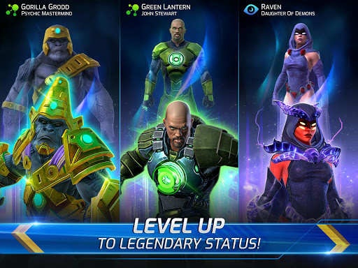 DC Legends: Battle for Justice (Mod)
