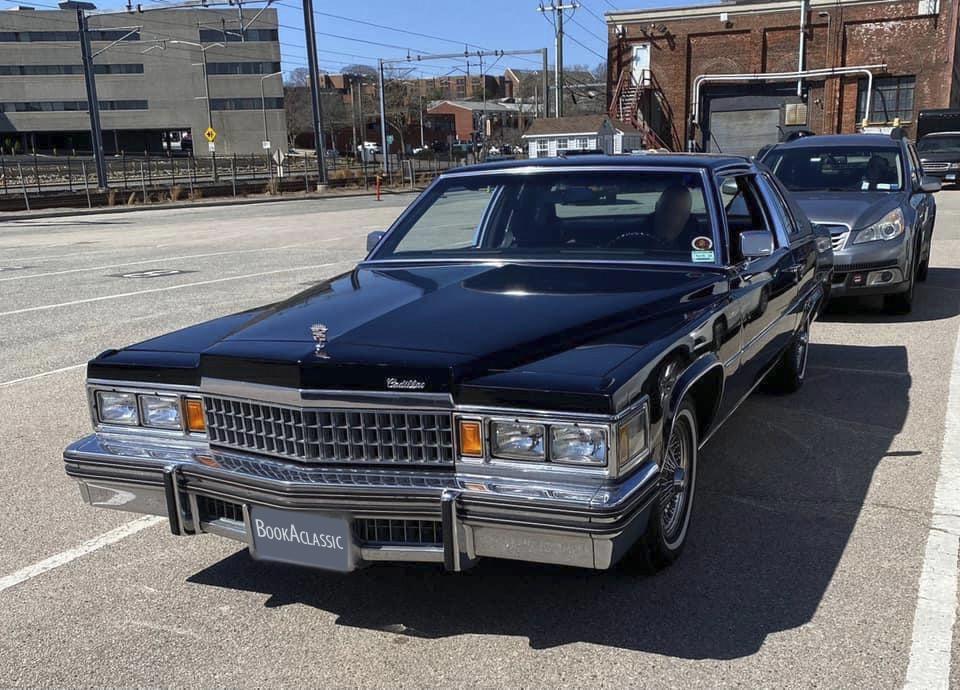 Cadillac Coupe De Ville Hire Massapequa