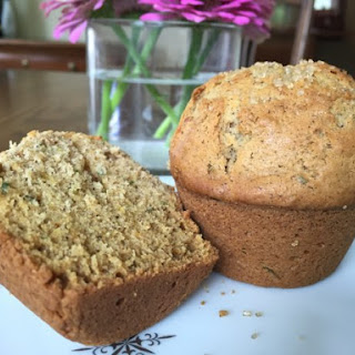 Zucchini Spice Muffin Recipes