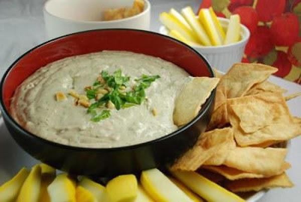 Pesto And Goat Cheese Dip Recipe
