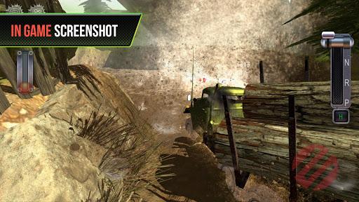 Truck Simulator OffRoad 4 2.8 screenshots 9