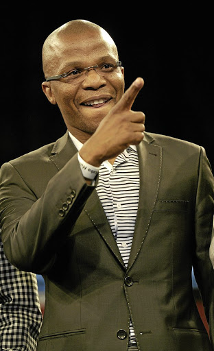 Boxing South Africa chief executive Tsholofelo Lejaka.