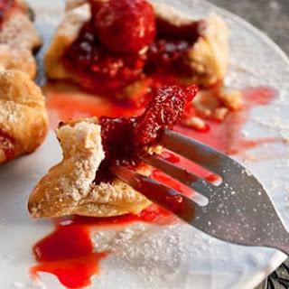 Strawberry Sauce Tartlets