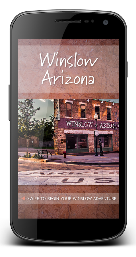 Winslow, AZ- screenshot