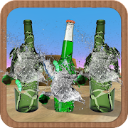 Bottle Shooting Adventure Battle 3D
