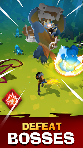 The Mighty Quest for Epic Loot apkdebit screenshots 2