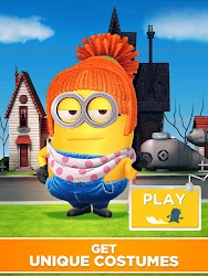Despicable Me 4.9.0h MOD (Free Purchase/Anti-ban) Apk 3