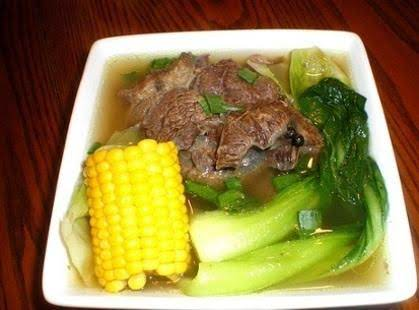 Bulalo (beef Shank Soup)