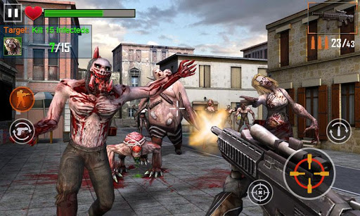 Zombie Shooter 3D for PC