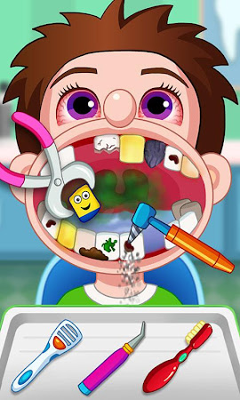 Crazy Children's Dentist Simulation Fun Adventure 1.0.4 screenshot 2093031