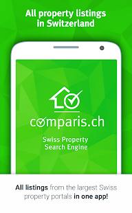 Property Switzerland: Rent or buy apartment/house- screenshot thumbnail