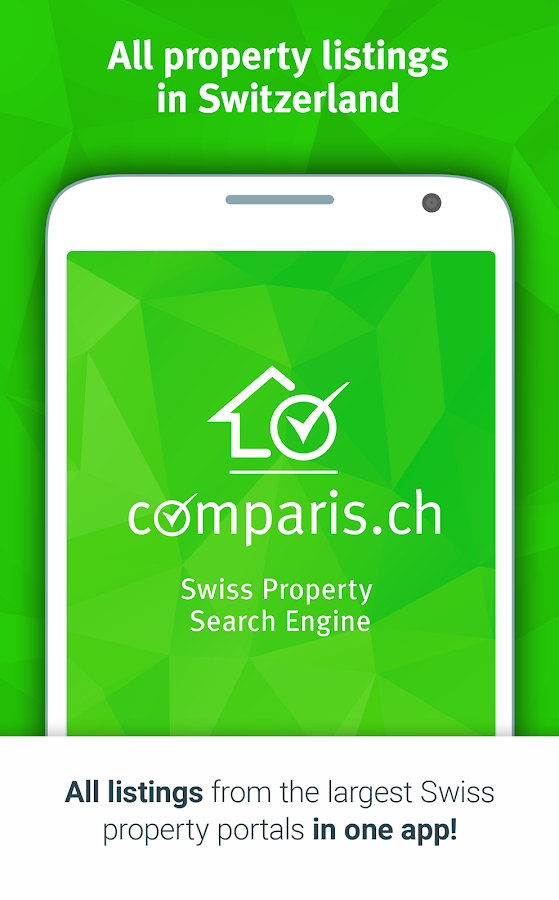 Property Switzerland: Rent or buy apartment/house- screenshot