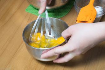 黒千石レシピ:黒千石ドンのチョコブラウニー・作り方