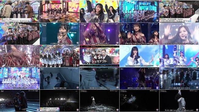 191227 (720p+1080i) MUSIC STATION Ultra SUPER LIVE 2019 (AKB48 46G Part)