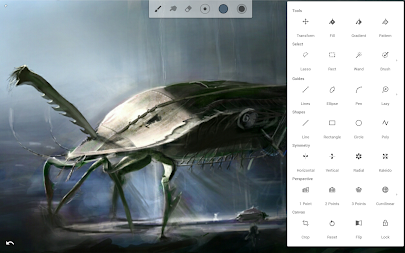 Infinite Painter APK screenshot thumbnail 7