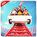 Roller Coaster Free Games icon