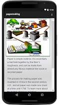Paper Making - screenshot thumbnail 03