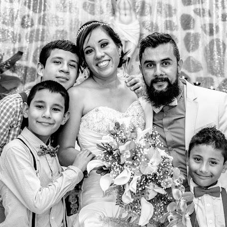 Fotógrafo de bodas Imer Orozco (imimer). Foto del 29.09.2016