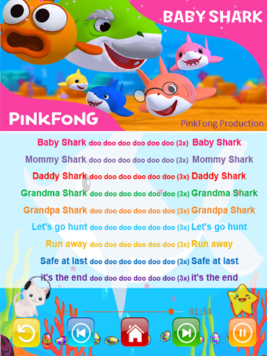 Kids Songs - Best Offline Songs modavailable screenshots 17