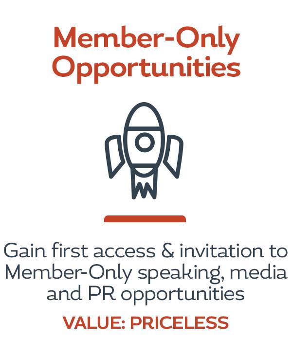 Member Opportunities
