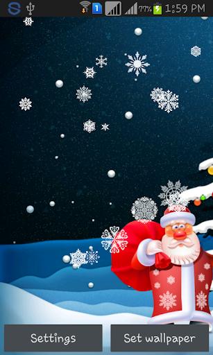 Christmas Livewallpaper