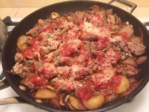 Easy, Breezy One Pot Dinner Recipe