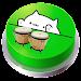 Bongo Cat Meme Button icon