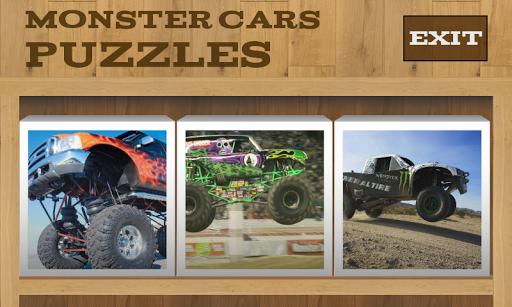 玩免費解謎APP 下載怪物汽车拼图 app不用錢 硬是要APP