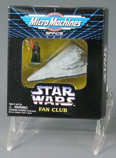 Action figure | play set:Star Wars | The Power of the Force | Fan Club | Micro Machines