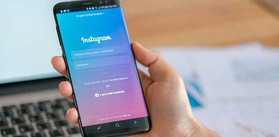 desativar perfil instagram