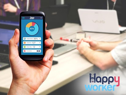 Happy Worker: miniatura de captura de pantalla