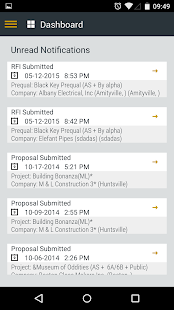 SmartBidNet for Construction- screenshot thumbnail