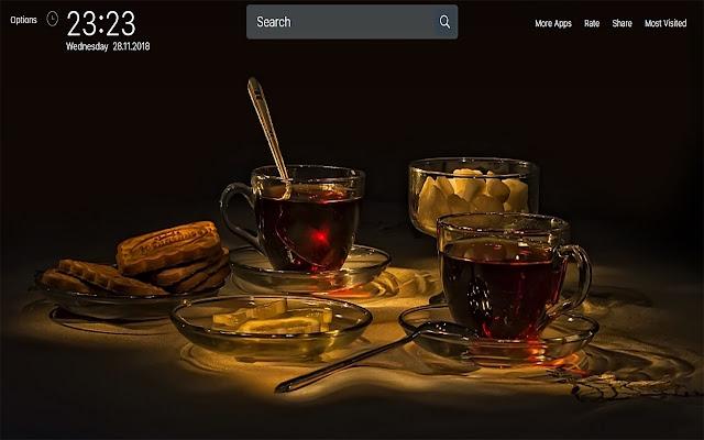 Tea Wallpapers New Tab