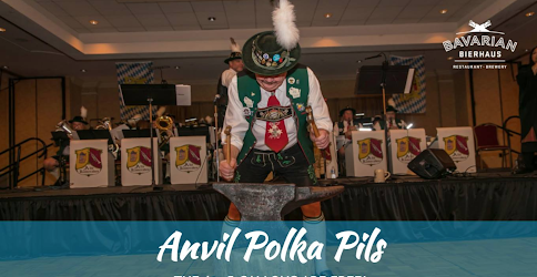 Anvil Polka Pils