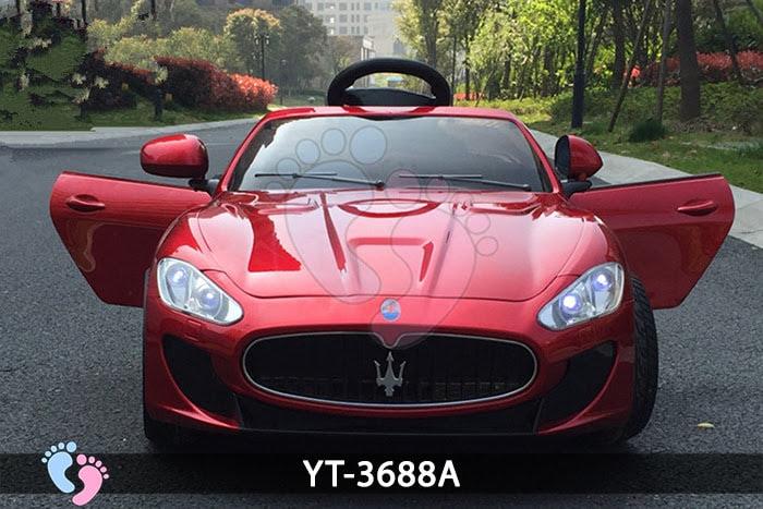 Xe Oto điện cho bé Maserati YT-3688A 9