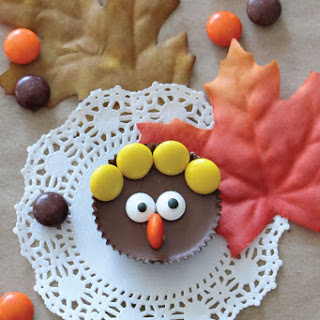 Peanut Butter Cup Turkey Recipes