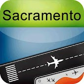 Sacramento Airport + Radar SMF Flight Tracker