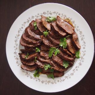 Soy-free Tau Yew Bak (Braised Soy Sauce Pork)