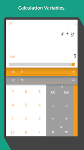 Pocket Scientific Calculator - náhled