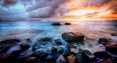 Photo: Magic Sunset